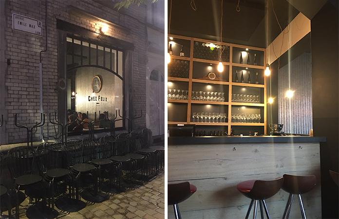 Chez Félix | Bar à vin Shaerbeek