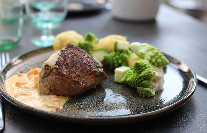 la viande de Bœuf IN 100 % belge de chez Delitraiteur
