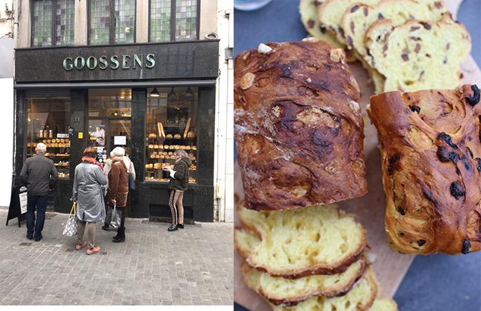 Goosens Boulangerie Anvers