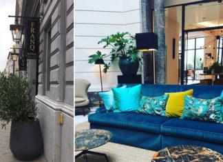 Franq Hôtel & Restaurant | Où dormir et manger à Anvers ?