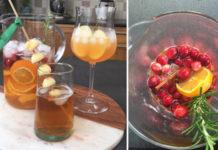 3 idées cocktails à base de cidre