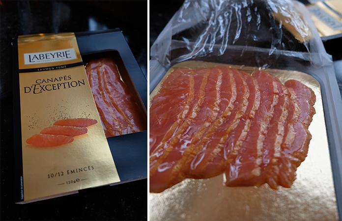 De l'or dans nos assiettes | Foie gras et saumon fumé en fête