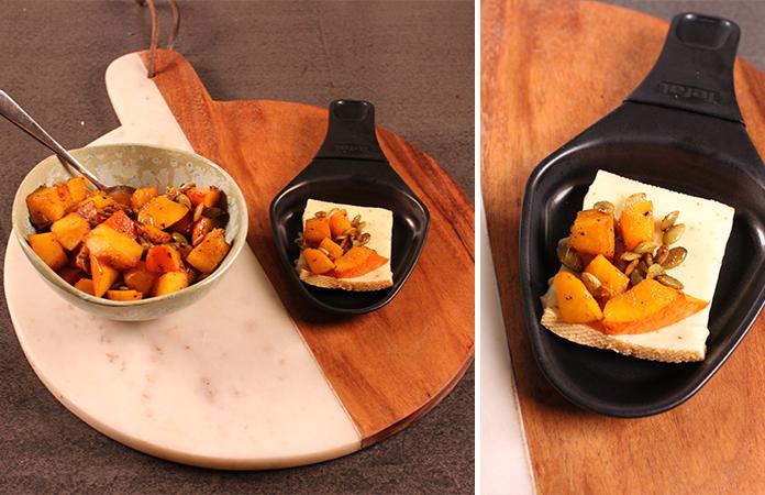 butternut raclette