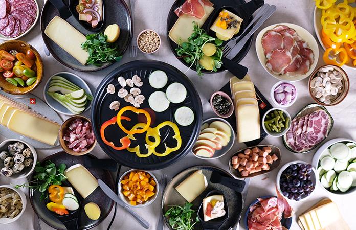 Idée Raclette Raclette Party ! | Des idées gourmandes autour du fromage fondu