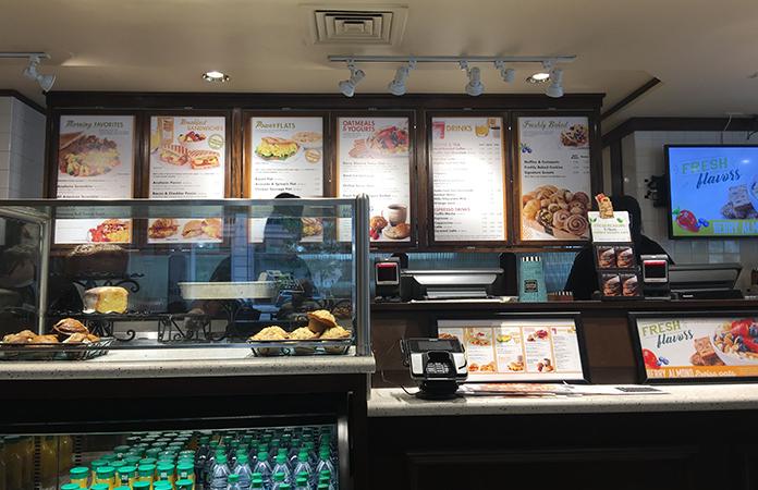 Washington Corner Bakery Cafe