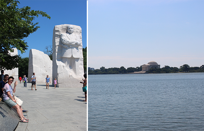 Le Martin Luther King, Jr. National Memorial