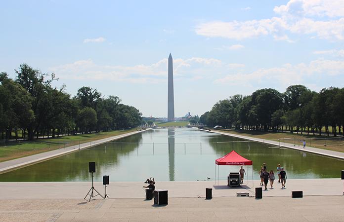 Washington momument