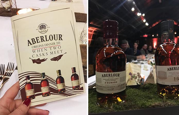 Le whisky Aberlour