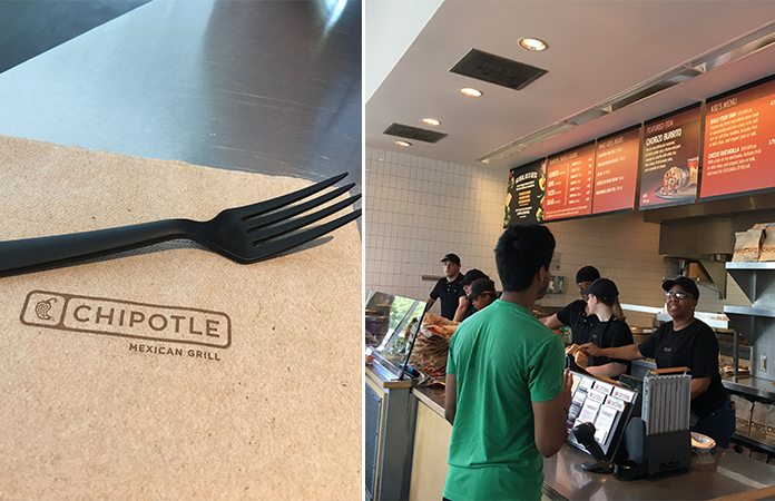 Chipotle Williamsburg