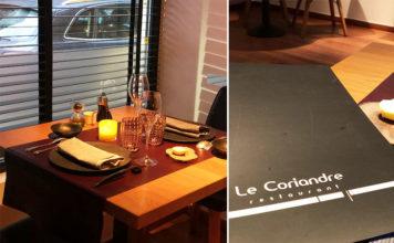 Le Coriandre   Restaurant Gastronomique à Watermael-Boisfort