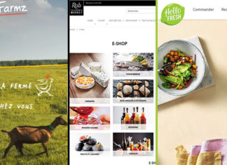 Box et e-shop | Fini de faire la file au supermarché ?