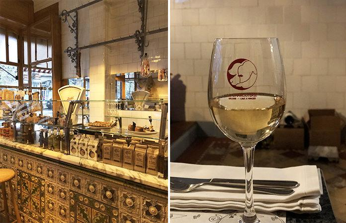 La charcuterie | Boire un verre de vin nature et grignoter à Saint-Gilles Bruxelles