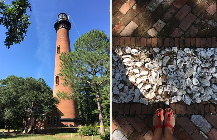 Outerbanks Phare Corolla Currituck