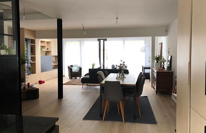 ajouter une pi ce la maison et y int grer un meuble sur mesure homesweethome notre maison. Black Bedroom Furniture Sets. Home Design Ideas