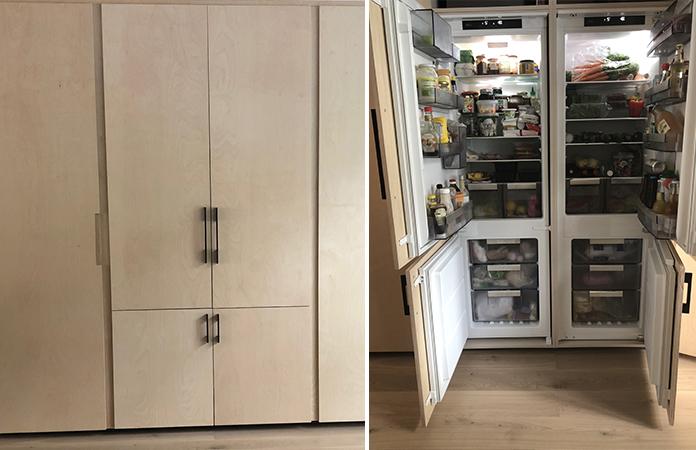 cuisine frigo