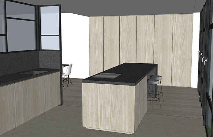 cuisine rangement armoire