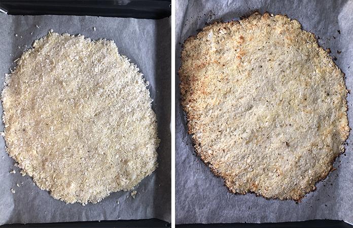 Pizza en croute de chou-fleur | Une recette sans gluten