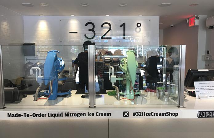 Ice Cream -321°