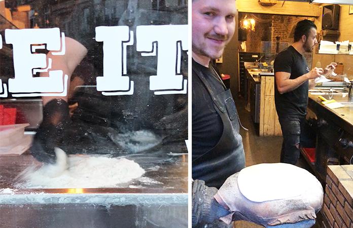 My Tannour | Un fast-food syrien à deux pas de la place Flagey | Restaurant Ixelles