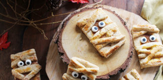 Biscuits momies au potiron