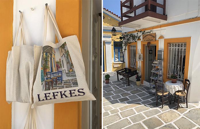Lefkes Paros