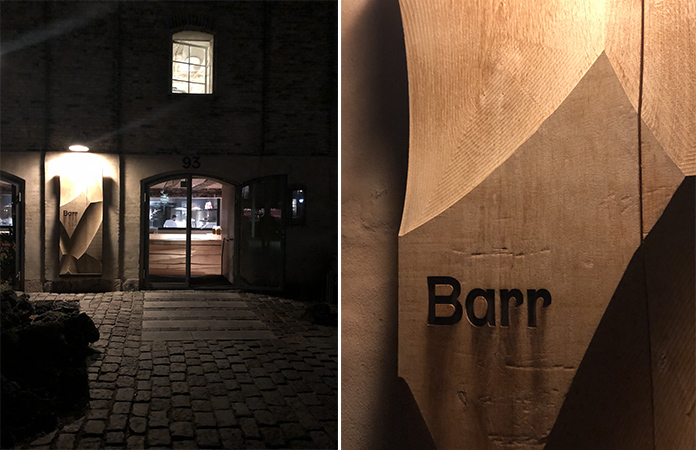Barr restaurant Copenhague
