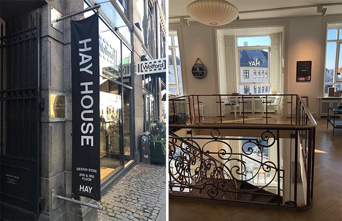 La maison Hay Copenhague