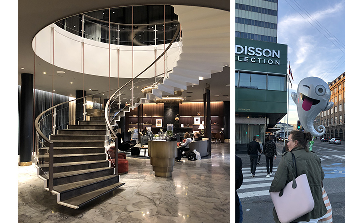 Radisson blu Copenhague
