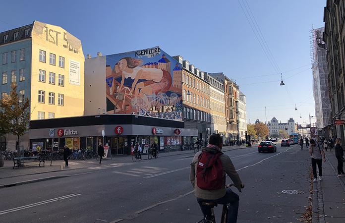 Torvehallerne Copenhague