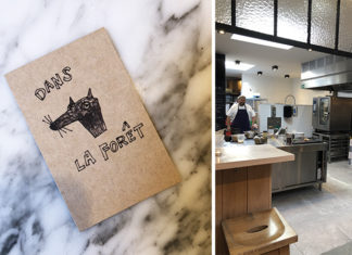 Dans la Forêt | Traiteur épicerie rue Vanderkindere à Uccle