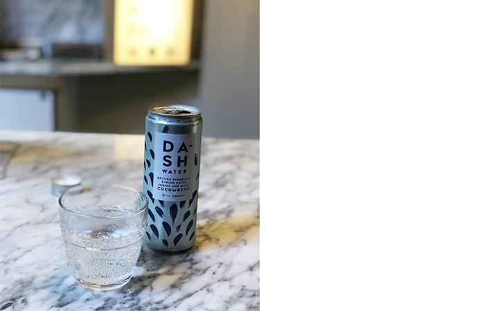 eau concombre