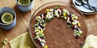 Mousse au chocolat basses calories | Une recette de grand-mère revisitée avec des édulcorants
