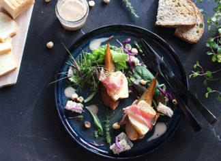 Poires rôties au fromage de Herve | Une recette aux saveurs belges