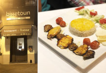 Bissetoun | Restaurant traiteur iranien à Saint-Gilles