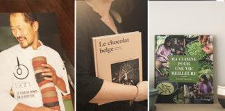 Bols, chocolat et recettes saines | 3 livres à dévorer