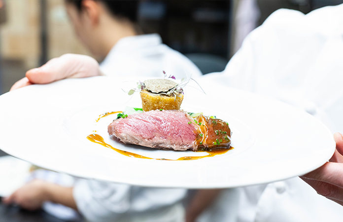 Redécouvrir la viande de bœuf Bord Bia chez Bruneau by Maxime Maziers