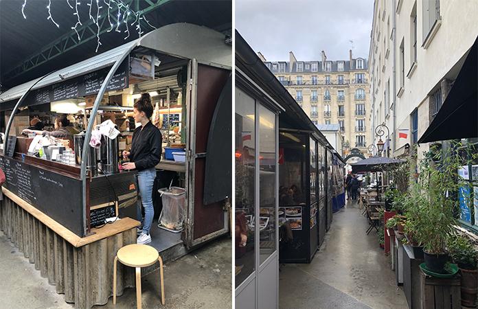 le marché des Enfants-Rouges Paris
