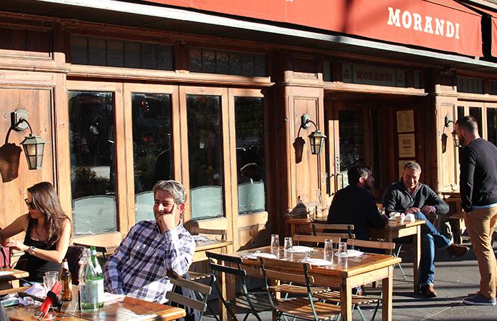 Restaurant NY Morandi