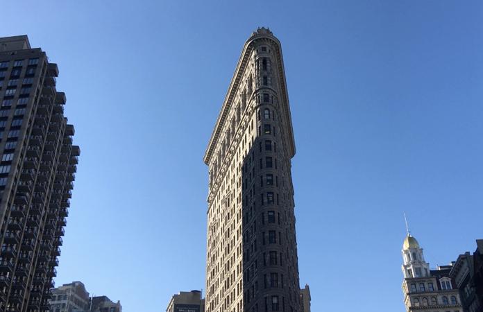 Faire une pause sur Madison Square