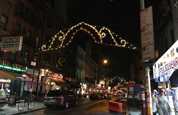 NY China Town