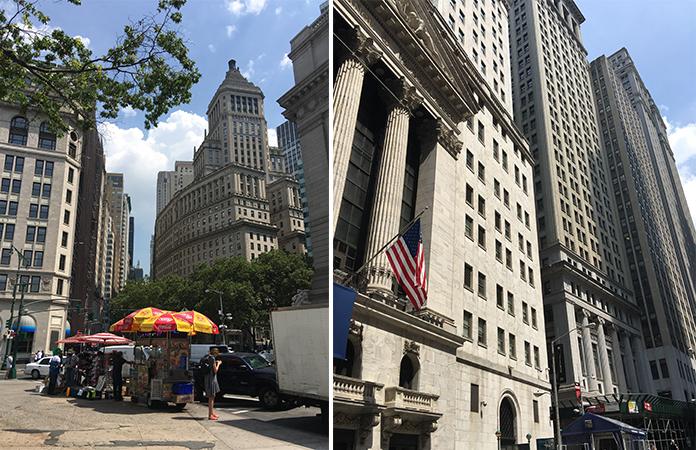 NY Downtown
