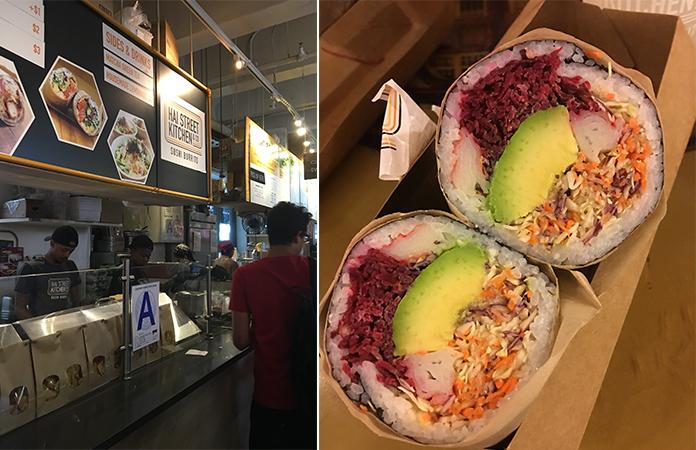 New York Burrito Sushi