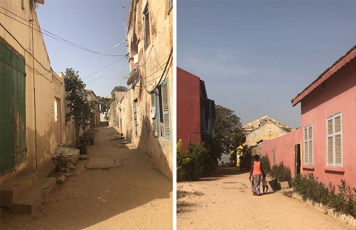 île de Goréeà 20 minutes en bateau de Dakar