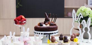 Brownies au tahiné et cake à la compote | 2 recettes de desserts de Pâques sans beurre