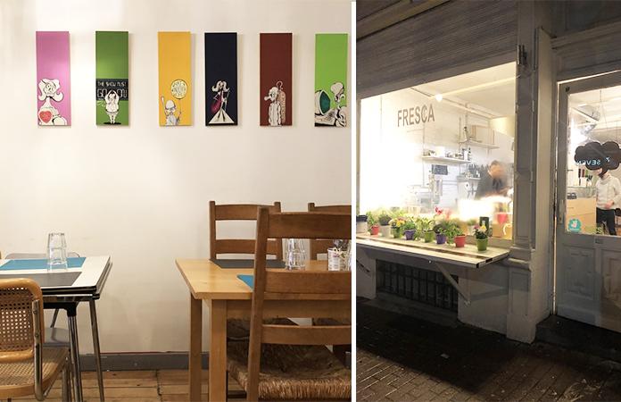Fresca, Otomat et Kitchen 151 | 3 adresses bruxelloises à découvrir