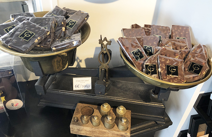 Jérôme Grimonpon | Artisan Chocolatier Uccle