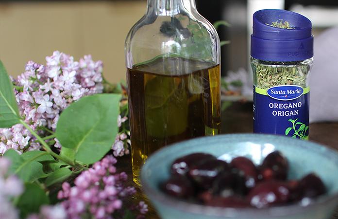 Pain feta olives et origan | Une recette qui sent bon le Sud