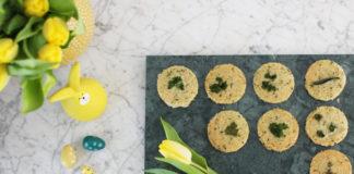 Sablés au romarin et Sbrinz | Une recette de fromage Suisse