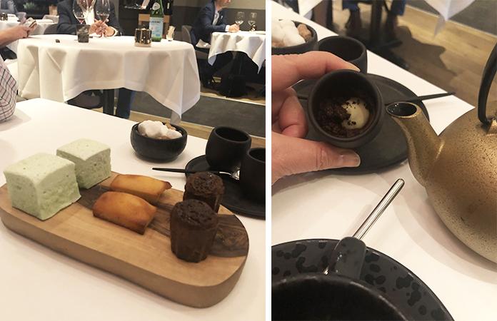 Alain Bianchin dessert