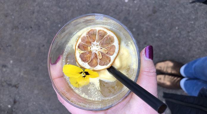 Anastasia mocktail | Quand le thé devient une boisson tendance